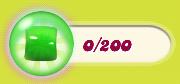 Fairy Fair Green Candy Icon