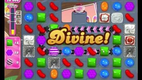 Candy Crush Saga LEVEL 1724 NO BOOSTERS