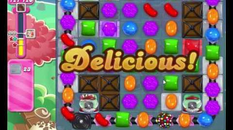 Candy Crush Saga LEVEL 2061 NO BOOSTERS (25 moves)