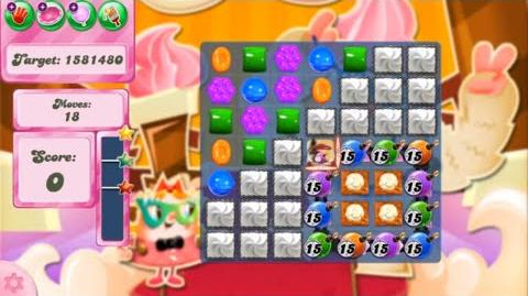 Candy Crush Saga Level 2653 NO BOOSTERS
