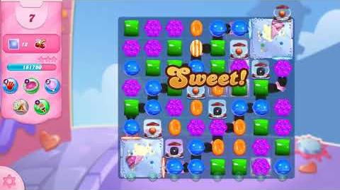 Candy Crush Saga Level 3098 NO BOOSTERS