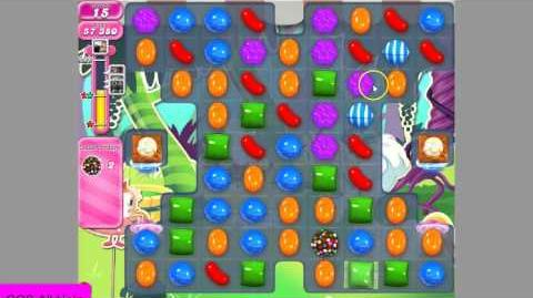 Candy Crush Saga Level 968 No Boosters