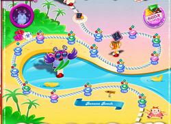 Banana Beach Reality Map