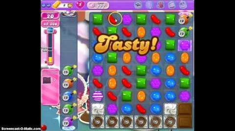 Candy Crush Saga Dreamworld 277 Walkthrough No Booster