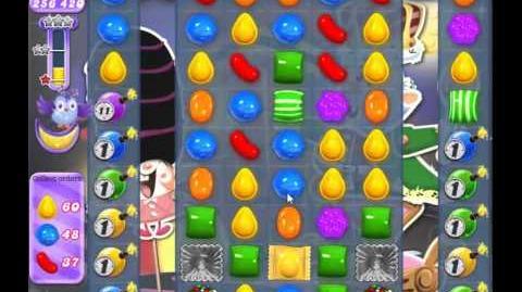 Candy Crush Saga Dreamworld Level 391 (Traumwelt)