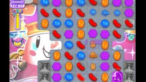 Candy Crush Saga Dreamworld Level 612 (No booster, 3 Stars)