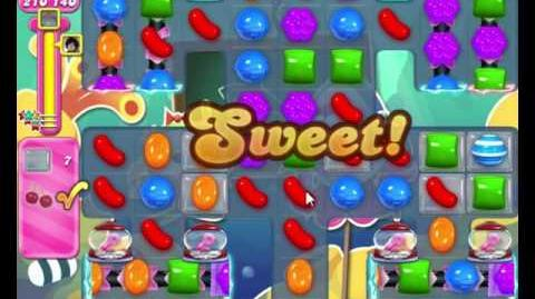Candy Crush Saga LEVEL 2097 (24 moves)