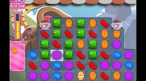 Candy Crush Saga Level 1043 (No booster)