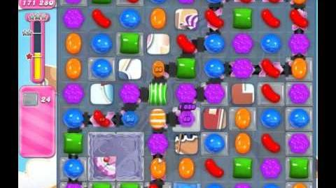 Candy Crush Saga Level 1701 - NO BOOSTERS