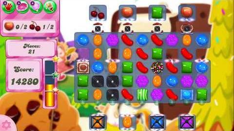 Candy Crush Saga Level 2593 NO BOOSTERS