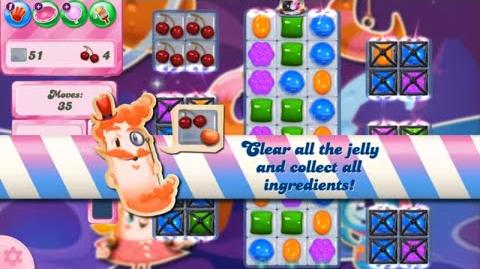 Candy Crush Saga Level 2636 NO BOOSTERS