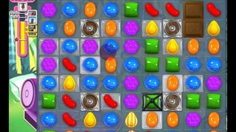 Candy Crush Saga Level 418 ✰✰ No Boosters 190 740 pts