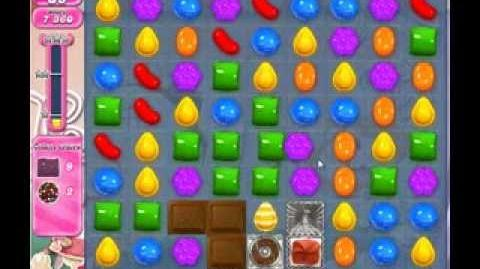 Level 347 candy crush Saga NEW VERSION -- 3 Stars - No Boosters