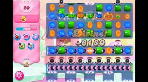 Candy Crush Saga - Level 3193 ☆☆☆