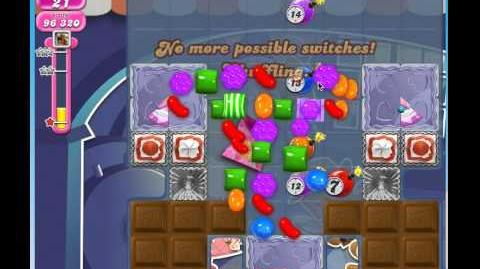 Candy Crush Saga 833 by Francis Leung.(Not use any items