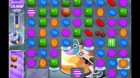 Candy Crush Saga Dreamworld Level 409 (3 star, No boosters)