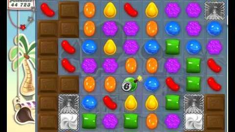 Candy Crush Saga Level 122