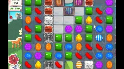 Candy Crush Saga Level 194 - 2 Star