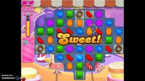 Candy Crush Saga Level 2765 - PEPPERMINT POND ✔ -)