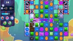 Candy Crush Saga Level 4670