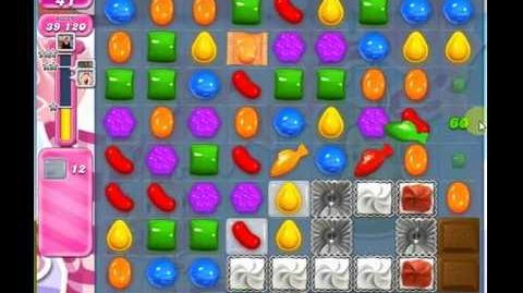 Candy Crush Saga Level 492 (Version 2) ★★★