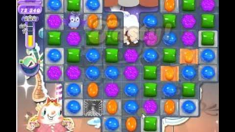 How to beat Candy Crush Saga Dreamworld Level 116 - 3 Stars - No Boosters - 190,240pts