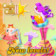 New levels released 170