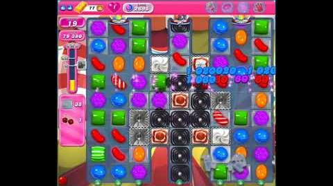 Candy Crush Saga - Level 2695 - No boosters