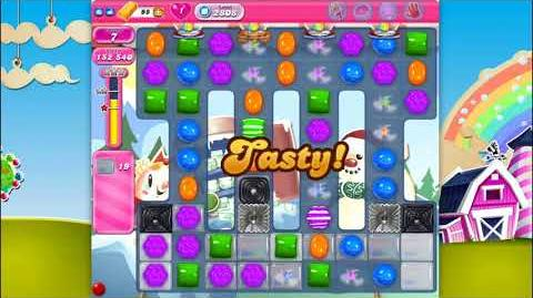 Candy Crush Saga - Level 2808 - No boosters