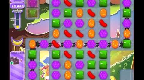 Candy Crush Saga Dreamworld Level 656 (No booster, 3 Stars)