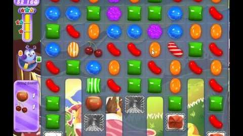 Candy Crush Saga Dreamworld Level 664 (Traumwelt)
