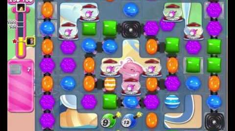 Candy Crush Saga LEVEL 1607 NO BOOSTERS (4 colors)