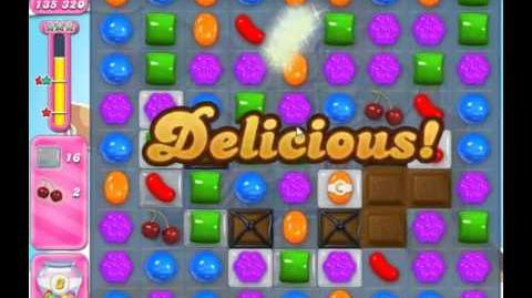 Candy Crush Saga Level 1705 - NO BOOSTERS