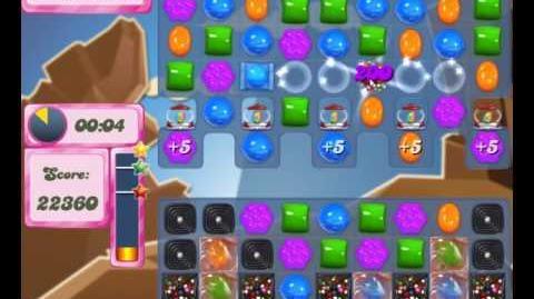 Candy Crush Saga Level 2163 - 4th Version (HTML5&Mobile Version)