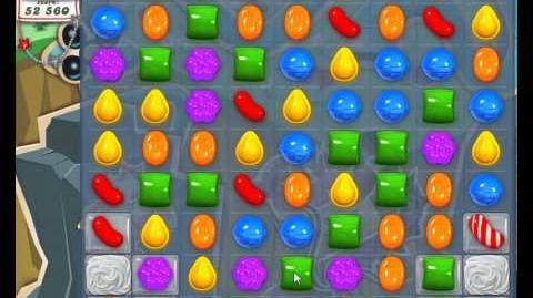 Candy Crush Saga Level 25