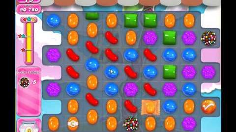 Candy Crush Saga Level 988 No Booster