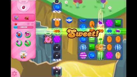 Candy Crush Saga - Level 2849 - No boosters