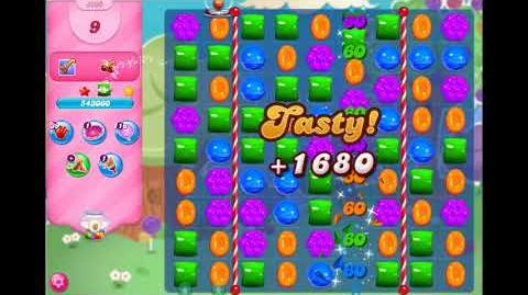 Candy Crush Saga - Level 3300 ☆☆☆
