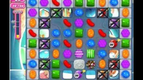 Candy Crush Saga Level 515 3 stars NO BOOSTERS
