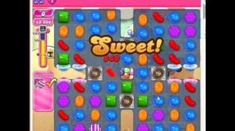 Candy Crush Saga level 162