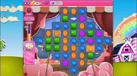 Candy Crush Saga - Level 2793 - No boosters