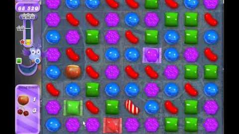 Candy Crush Saga Dreamworld Level 390 (3 star, No boosters)