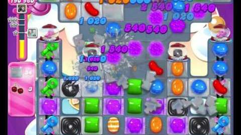 Candy Crush Saga LEVEL 2260 NO BOOSTERS (25 moves)