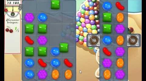 Candy Crush Saga Level 158