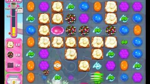 Candy Crush Saga Level 1653 NO BOOSTER