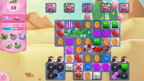 Candy Crush Saga Level 3026 NO BOOSTERS