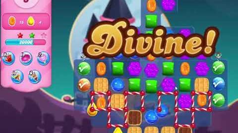 Candy Crush Saga Level 3888 NO BOOSTERS