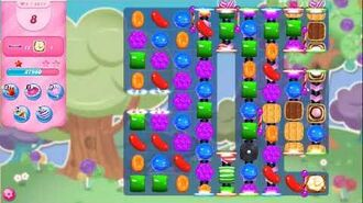 Candy Crush Saga Level 4817 NO BOOSTERS