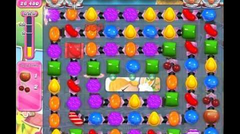 Candy Crush Saga Level 601