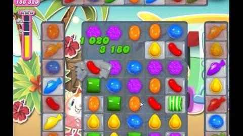 Candy Crush Saga Level 902 (first version)